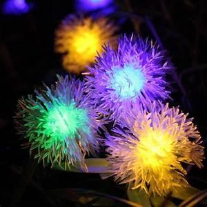 Bunte Led Lichterkette : bunte led lichterkette geschenk f r die gartenparty mit freunden ~ Eleganceandgraceweddings.com Haus und Dekorationen