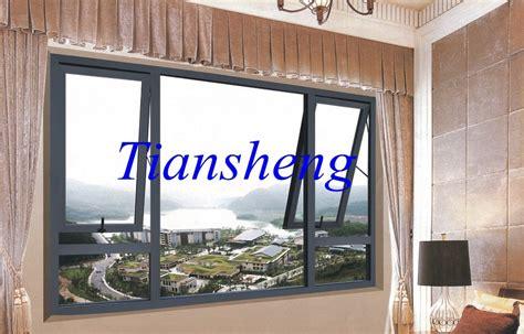 china aluminium top hung awning window  balconycheap