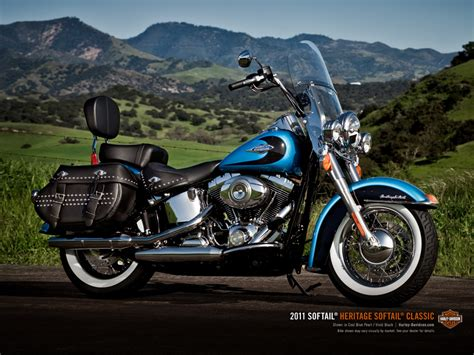 Harley Davidson Heritage Classic Backgrounds harley davidson heritage softail wallpapers and background