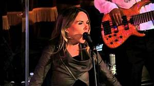 Mary Fahl, former lead singer of October Project, performs ...