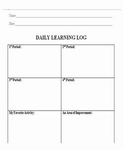 learning log template pictures to pin on pinterest pinsdaddy With avid learning log template