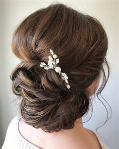 Loose Updos For Wedding Bun Hairstyles Indian Curls Hair Side Weddings Hairstyle Bride Curly