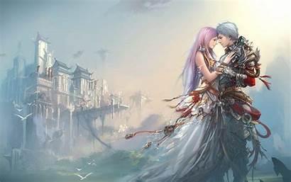 Romantic Anime Wallpapers Wallpapersafari