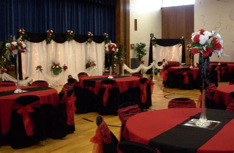 21 Red And Black Wedding Decorations Tropicaltanninginfo