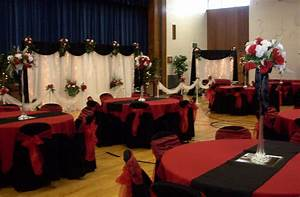 21 Red And Black Wedding Decorations | tropicaltanning.info