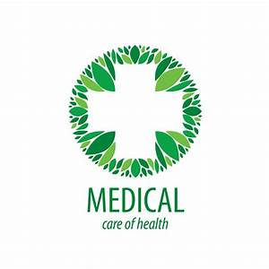 Green medical health logos design vector 05 - Vector Logo ...