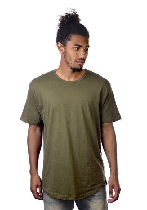 Unisex Drop Tail T-Shirt | Cotton-Heritage