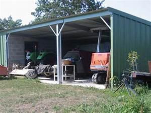 Abri En Kit : mattei allier montlu on garage b ton abris m tal en kit ~ Premium-room.com Idées de Décoration