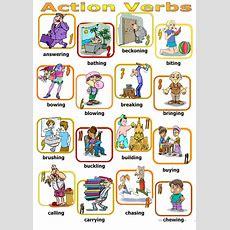 Action Verbs Board Game Worksheet  Free Esl Printable Worksheets Made By Teachers