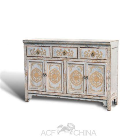 """""""Touch of exotic"""" painted buffet   ACF China"""