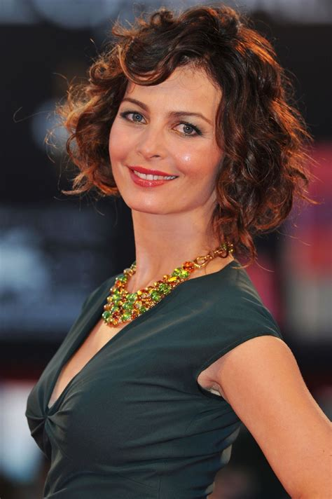classify italian actress violante placido hair thin