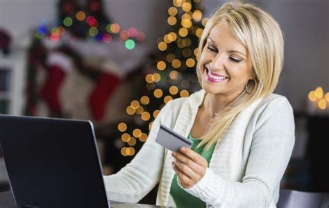 credit cards  holiday shopping gobankingrates