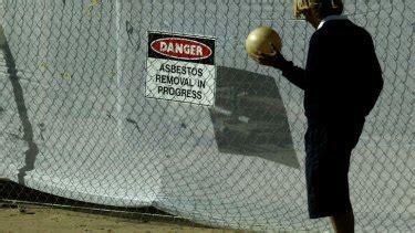 asbestos plan struck  government  councils