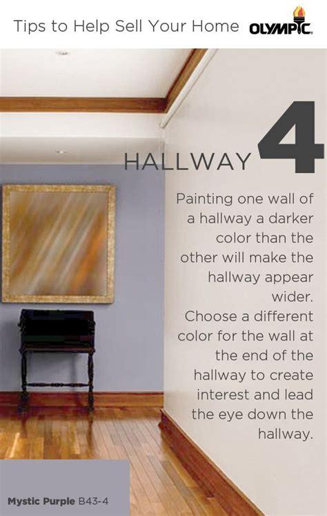 painting  wall   hallway  darker color    wall    hallway
