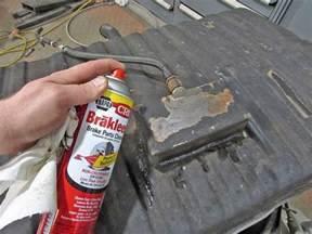 Gastastrophe  Jb Weld Gas Tank Repair Guide  U00bb Napa Know