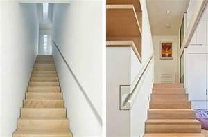 Main Courante Escalier Intérieur : main courante escalier encastr e clairante et autres id es exceptionnelles escaliers en ~ Preciouscoupons.com Idées de Décoration