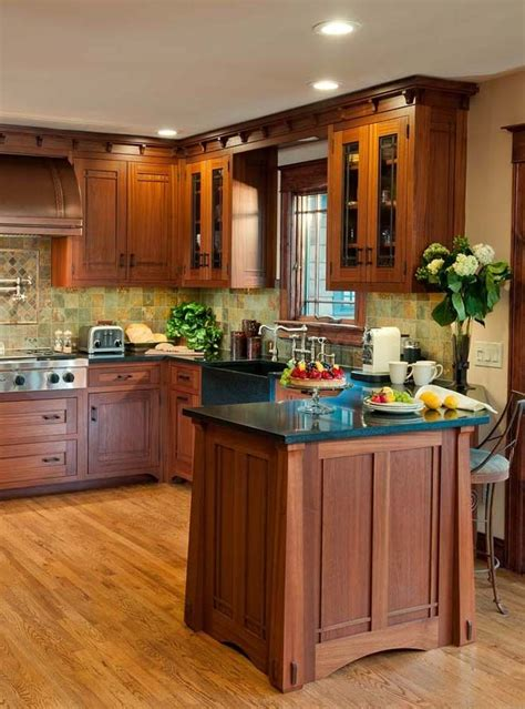 kitchen cabinets mission style 10 images about craftsman style kitchens on 6226