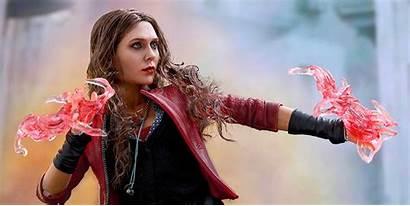 Scarlet Witch Olsen Elizabeth Avengers Wallpapers Ultron