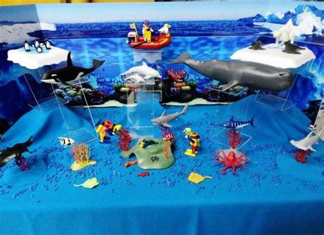 ecosistemas acuaticos maquetas buscar  google maquetas pinterest