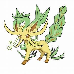 Pokemon Mega Leafeon Images | Pokemon Images