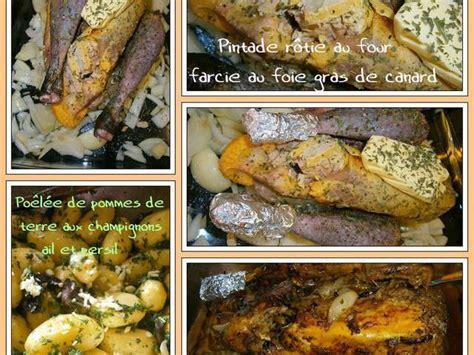 cuisiner pintade recettes de pintade et cuisine au four