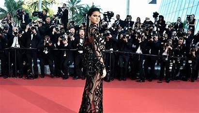 Jenner Kendall Carpet Cannes Festival Film Celebrities