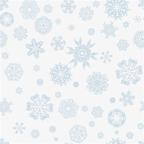 Snowflake Background Png by Blue Snowflake Background Snowflake Clipart Background