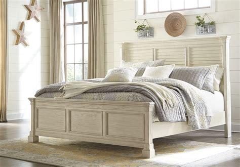 bolanburg white panel bedroom set ashley