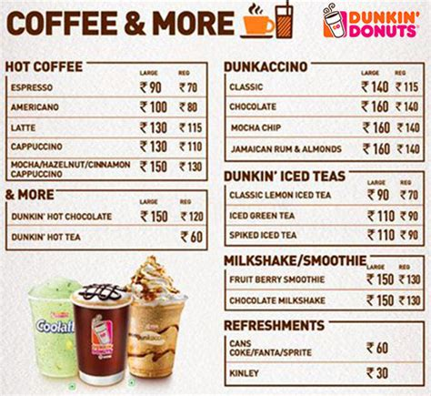 Buy 1 Item From Menu and Another 1 Offer at Dunkin Donuts Patiala  10deals®