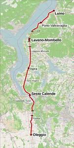 Luino U2013oleggio Railway