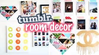 diy tumblr pinterest inspired room decor laurdiy
