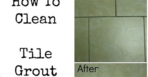 how to clean tile grout the pin junkie how to clean tile grout