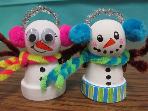 Winter Holiday Craft Ideas  Find Craft Ideas