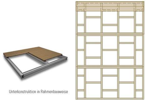 Fußboden Unterkonstruktion Holz by Bankirai Terrasse Verlegen Anleitung Zopf