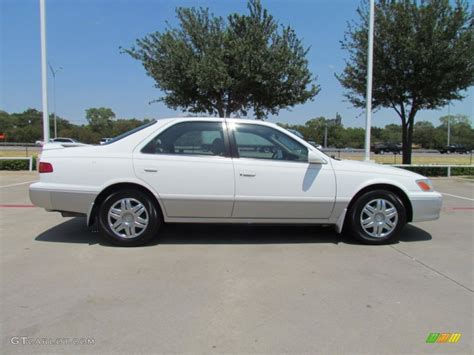 2001 Toyota Camry by White 2001 Toyota Camry Le Exterior Photo 52463036