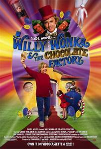 Willy Wonka and the Chocolate Factory Movie Posters From ...
