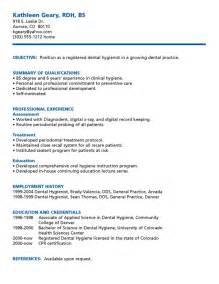 writing an objective for a functional resume dimensions of dental hygiene