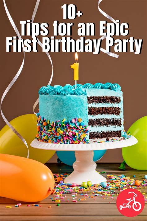 13 Secrets to a Fun First Birthday Party