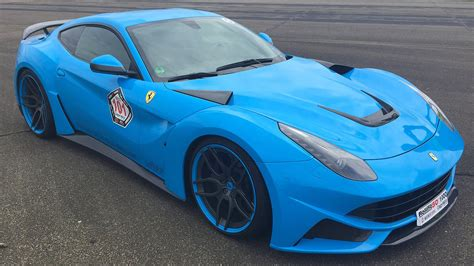 Most Insane F12 Ever? Novitec Rosso Ferrari F12 N-largo