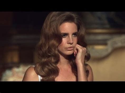 Lana Del Rey Hair Tutorial Youtube