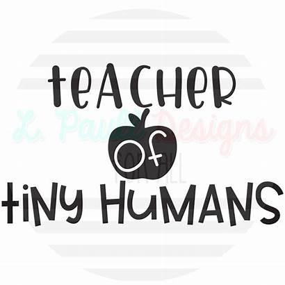 Humans Teacher Tiny Shirt Apple Shirts Perfect