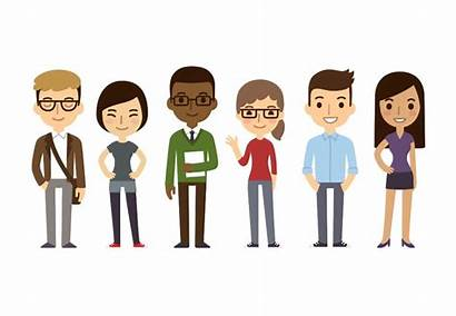 Students College Diverse Clipart Student Background University