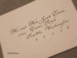 wedding envelope addressing etiquette for outer envelope With wedding invitation etiquette po box
