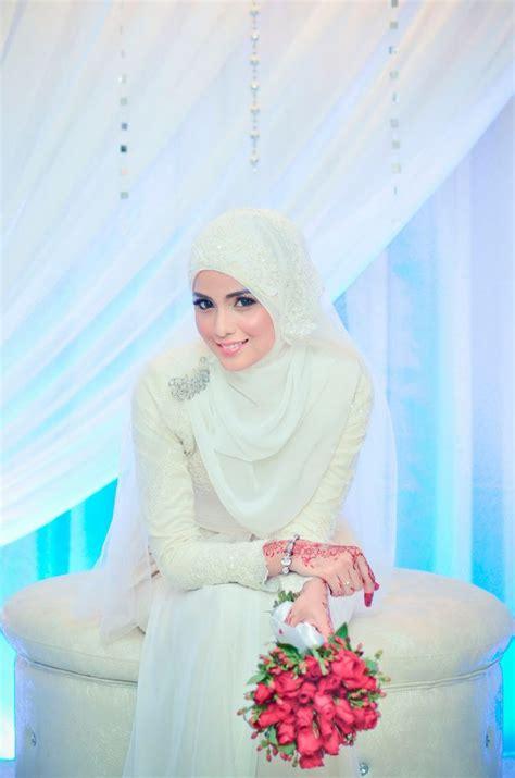 gambar tutorial hijab akad nikah tutorial hijab