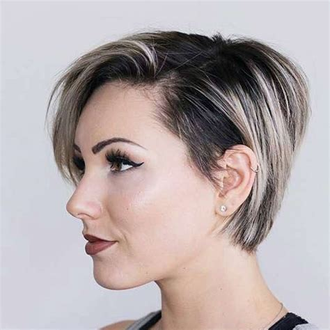Chloe Brown Short Hairstyles   2   Fashion and Women