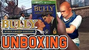 Bully Scholarship Edition Xbox OneXbox 360 Unboxing