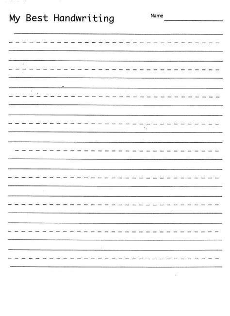 blank hand writing sheet  images handwriting