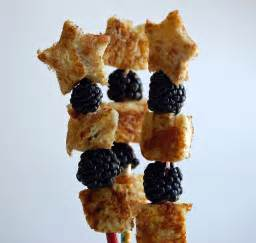 French Toast On a Stick