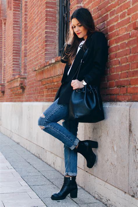 Outfit con bu00e1sicos   Blog de Moda   LITTLE BLACK COCONUT   Bloguera de moda en Leu00f3n