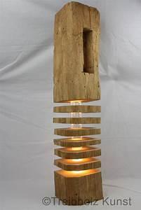 Wandlampe Selber Bauen : treibholz natur kunst diy einzigartige treibholz lampen ~ Lizthompson.info Haus und Dekorationen